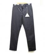 lideal(リディアル)の古着「トラウザーパンツ」|ブラック