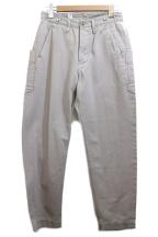 KATO(カトー)の古着「シンチバックパンツ」