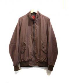 BARACUTA(バラクータ)の古着「G9スイングトップブルゾン」|ブラウン