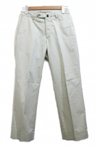 INCOTEX(インコテックス)の古着「センタープレスパンツ」