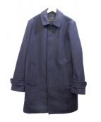 BANANA REPUBLIC(バナナリパブリック)の古着「ロングコート」 ネイビー