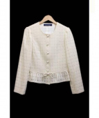MS GRACY(エムズグレイシー)の古着「セットアップ」|アイボリー