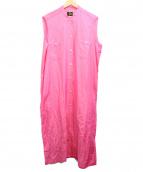 Needles(ニードルス)の古着「カウボーイワンピース」 ピンク