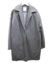 amherst(アムハースト)の古着「チェスターコート」|グレー