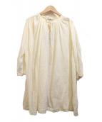 Vlas Blomme(ヴラスブラム)の古着「ブラウスワンピース」