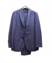 LUIGI BORRELLI(ルイジボレッリ)の古着「セットアップスーツ」