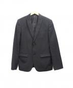 blackbarrett(ブラックバレット)の古着「テーラードジャケット」 ブラック