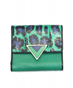 KENZO(ケンゾー)の古着「3つ折り財布」