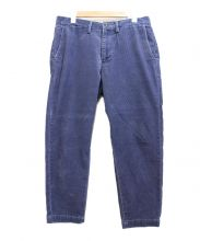 Ron Herman(ロンハーマン)の古着「コーデュロイパンツ」|ブルー