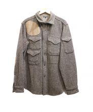 Engineered Garments(エンジニアードガーメンツ)の古着「ツイードハンティングジャケット」|グレー