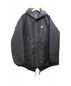 Canterbury(カンタベリー)の古着「インサレーションジャケット」|ブラック