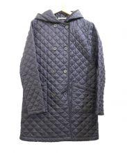 Traditional Weatherwear(トラディショナルウェザーウェア)の古着「キルティングコート」|ネイビー