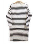 Traditional Weatherwear(トラディショナルウェザーウェア)の古着「バスクシャツワンピ」