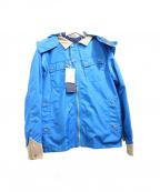 whiz limited(ウィズリミテッド)の古着「ナイロンジャケット」 ブルー