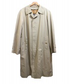 Burberrys(バーバリーズ)の古着「ライナー付トレンチコート」 ベージュ