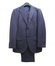 Brilla per il gusto(ブリッラ ペル イル グスト)の古着「3Bスーツ」|ネイビー