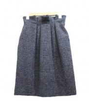 Spick and Span(スピック アンド スパン)の古着「ウールスカート」