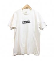 SUPREME(シュプリーム)の古着「PARIS BOX Logo Tee」