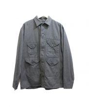 POST OALLS(ポストオーバーオールズ)の古着「カバーオール」