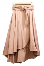 eimy istoire(エイミー イストワール)の古着「ベルト付ヘムスカート」