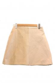 eimy istoire(エイミー イストワール)の古着「スラッシュミニスカート」