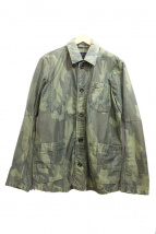 DENHAM(デンハム)の古着「ミリタリージャケット」