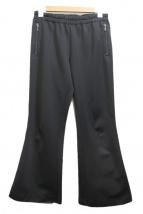 JUNYA WATANABE CDG(ジュンヤワタナベ コムデギャルソン)の古着「サイドラインパンツ」|ブラック