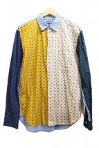 COMME des GARCONS(コムデギャルソン)の古着「長袖シャツ」|マルチカラー