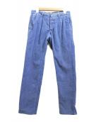 INCOTEX(インコテックス)の古着「トラウザーパンツ」