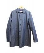 Traditional Weatherwear(トラディショナルウェザーウェア)の古着「ゴム引きコート」