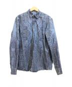 ETRO(エトロ)の古着「ペイズリー柄シャツ」