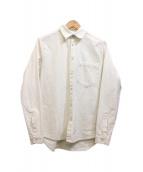 FRANK LEDER(フランクリーダー)の古着「VINTAGE BED LINEN SHIRT」|ホワイト