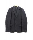 FRANK LEDER(フランクリーダー)の古着「ジャーマンレザージャケット」|ブラック