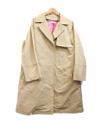 DoCLASSE(ドゥクラッセ)の古着「ライナー付ステンカラーコート」