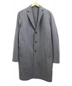 EDIFICE(エディフィス)の古着「シングルコート」|グレー