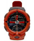 CASIO(カシオ)の古着「腕時計」|オレンジ×ブラック