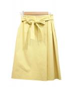 ANAYI(アナイ)の古着「グログランタフタリボンスカート」