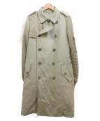 OPENING CEREMONY(オープニングセレモニー)の古着「ボアライナー付トレンチコート」|カーキ