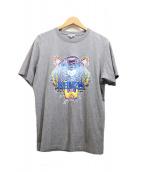 KENZO(ケンゾー)の古着「プリントTシャツ」|グレー