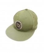 PORTER CLASSIC(ポータークラシック)の古着「BASEBALL CAP」|カーキ