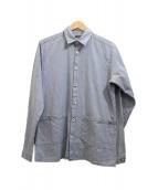 FRANK LEDER(フランクリーダー)の古着「長袖シャツ」|インディゴ