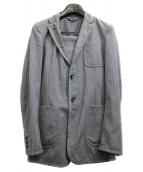 COMME des GARCONS HommePlus(コムデギャルソンオムプリュス)の古着「セットアップスーツ」|グレー