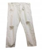 Wrangler(ラングラー)の古着「5ポケットパンツ」|ホワイト