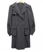 FOXEY NEWYORK(フォクシーニューヨーク)の古着「モイストストレッチコート」