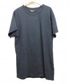 AMIRI(アミリ)の古着「ダメージ加工カットソー」|ダークグレー