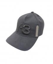 Y-3(ワイスリー)の古着「ARCHITECT CAP」|ブラック