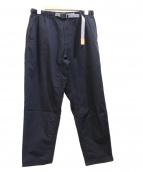 GRAMICCI(グラミチ)の古着「リップストップナイロンパンツ」|ブラック