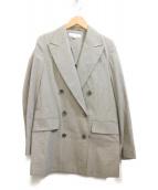 BEAUTY&YOUTH(ビューティアンドユース)の古着「ダブルスーツ」 グレー