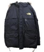 THE NORTH FACE×SWAGGER(ザノースフェイス×スワッガー)の古着「マクマードパーカー」 ブラック