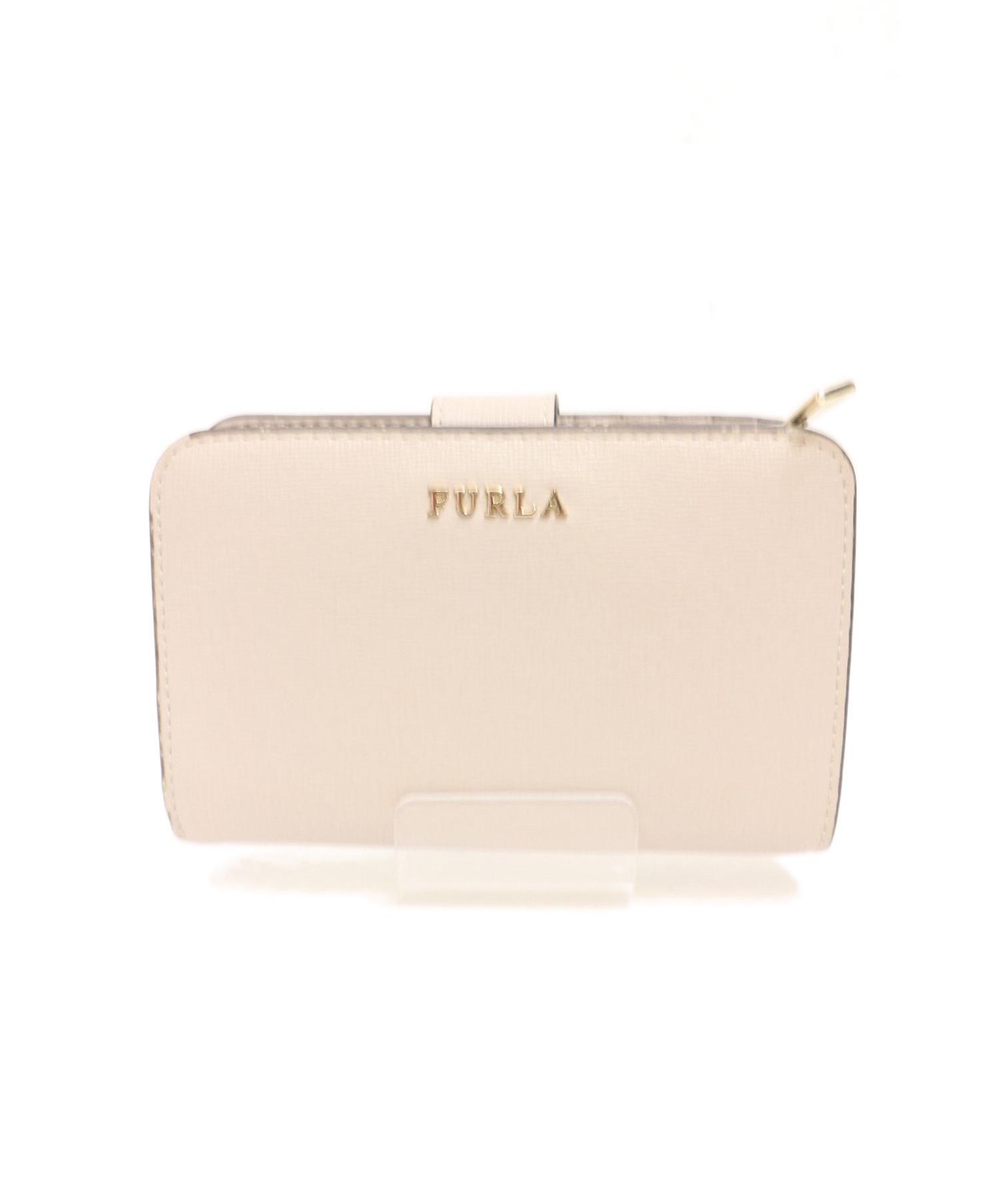 cheaper 544ce d9219 [中古]FURLA(フルラ)のレディース 服飾小物 2つ折り財布